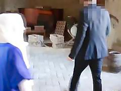 Lovely Arab hardcore sex experience with horny hotel manager POV